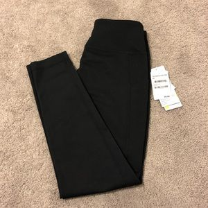 Zella Black Live-In Midi Leggings